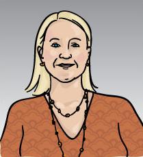 Besuchen Sie die PUMA-Seite von Karen Kiersted